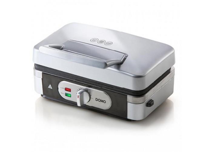 Бутербродниця, вафельниця та гриль (3 в 1) DOMO DO9136C