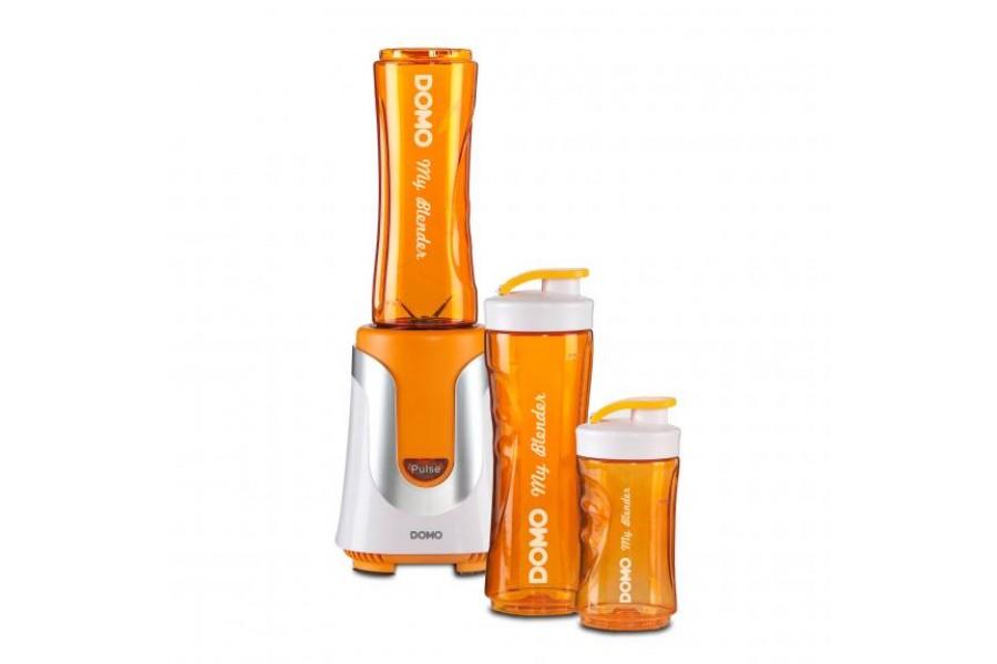 Фитнес блендер помаранчевий DOMO DO 435 BL