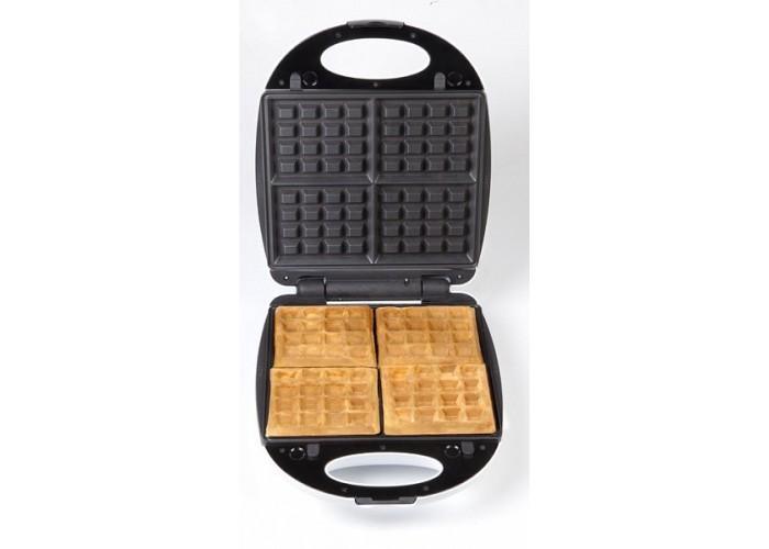 Бутербродница і вафельница (2 в 1) DOMO DO9046C